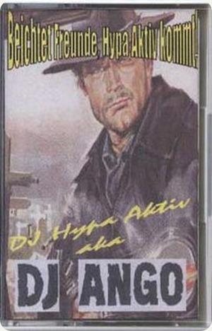 DJ Hypa Aktiv - Beichtet Freunde, Hypa Aktiv kommt! Mixtape 2 (Cover)