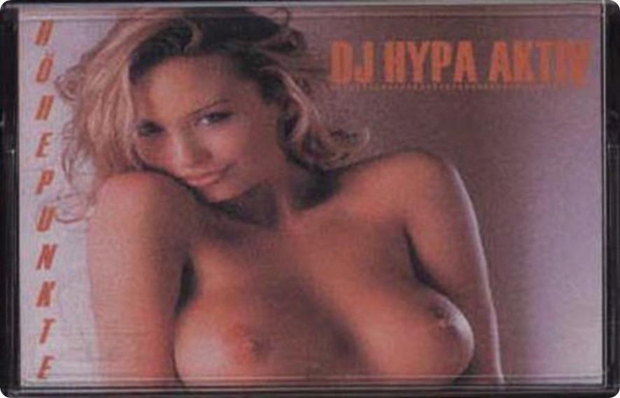 DJ Hypa Aktiv - Höhepunkte Mixtape (Cover)