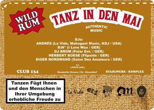 Different Strokes 3 - Tanz in den Mai (Flyer Back)