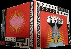Marabu - Grossstadtschamane (CD Frontansicht)