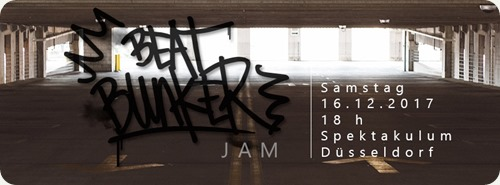 Beatbunker Jam (Facebook Header)