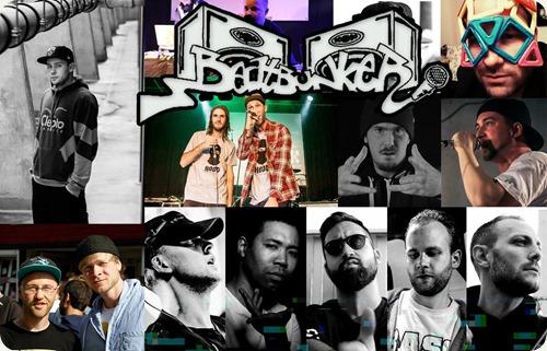 Beatbunker Jam (FacebookFlyer)